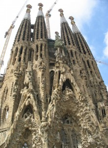 Barcelona Städtereise - Sagrada Familia