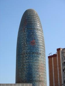 Barcelona Städtereise - Torre Agbar