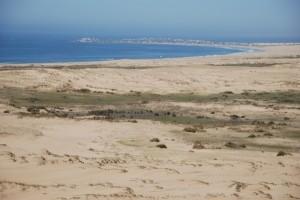 Cabo Polonio vom Buena Vista Hill