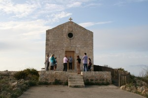 Kapelle bei Dingli beim Malta Incentive