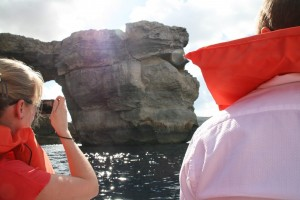 Bootsfahrt Gozo