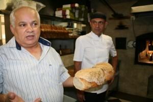 Brot backen für das Malta Incentive