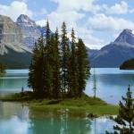 Reise durch den Westen Kanadas