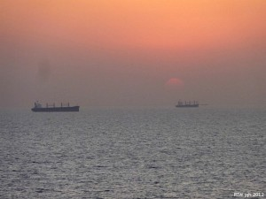 Der Klassiker auf Frachtschiff Reisen