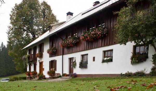 der Größbach Hof in Weitental
