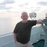 Frachtschiff Reisen durch Asien – Fortsetzung der Weltreise