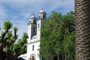 Iglesia Matriz in Colonia del Sacramento