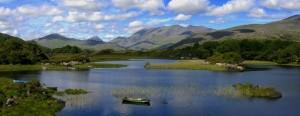 Wandern in Irland in der intakten Natur