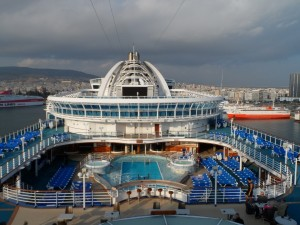 Kreuzfahrten mit Princess Cruises - Crown Princess