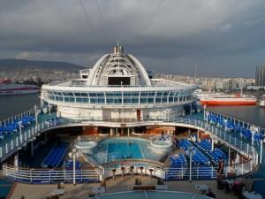 Kreuzfahrten mit Princess Cruises - Crown Princess