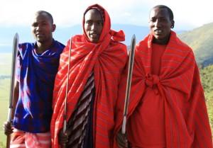 Stammesvölker Tansanias