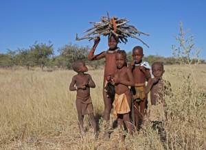 Ureinwohner San