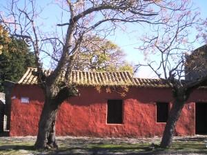 Kolonialbau in Uruguay