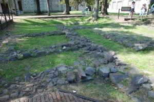 koloniale Zeugnisse in Uruguay
