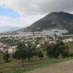 Chefchaouen, ein fast mittelalterlich anmutender Ort im Rif Gebirge