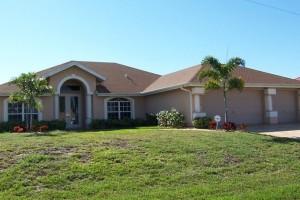 exklusives Ferienhaus in Cape Coral - Florida