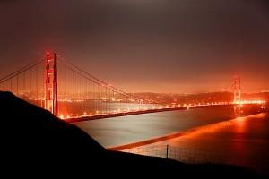 Mietwagenrundreise Kalifornien, Golden Gate Bridge