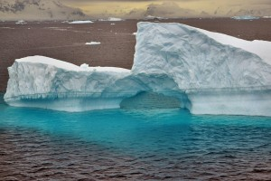 Eisberg auf unserer Antarktisreise