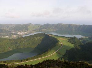 Sao Miguel - Wanderreisen auf den Azoren