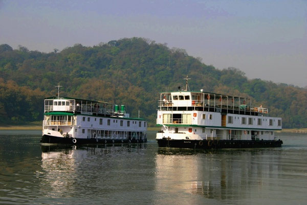 Flusskreuzfahrt