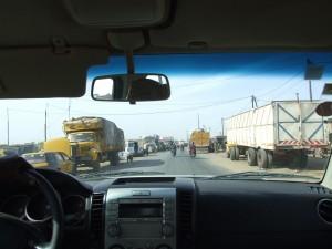 LKW im Senegal