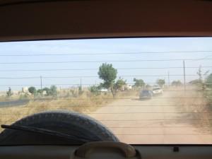Verkehr im Senegal