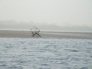 Wasser und Wüste im Sine Saloum Delta