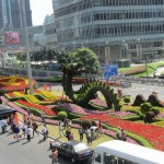 China Urlaubsreise - Schanghai´s Sonderwirtschaftszone Pudong