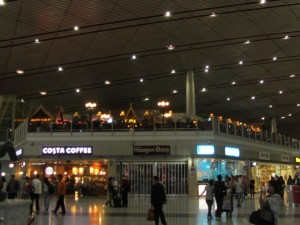 Peking Flughafen