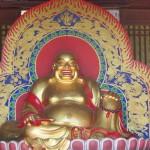 China Rundreise - das Hängende Kloster am Hengshan in der Provinz Shanxi