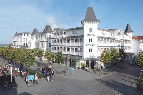 Das Hotel Loev in Binz