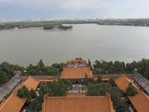 Blick auf den Kunming-See