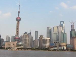 Shanghai, der Name hat einen abenteuerlichen Klang für mich