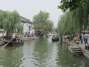 das Wasserdorf Zhujiajiao