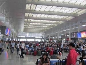 Bahnhof Hongqiao