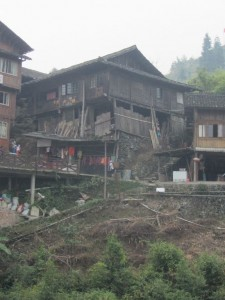 ein Dorf bei Longsheng
