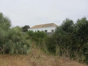 die alte Festung von Cabana de Tavira