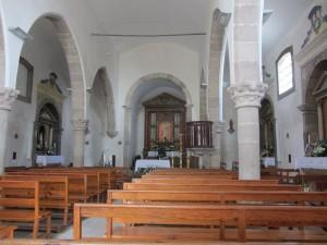 die Kirche von Cacela Velha