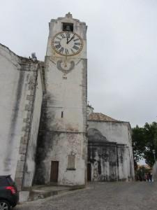 die Kirche Santa Maria Castelo