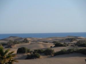 Die Dünen von Maspalomas - Gran Canaria