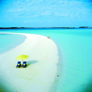 12 Tage Flitterwochen auf den Bahamas