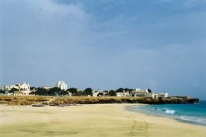 Strand auf Maio - Kapverden