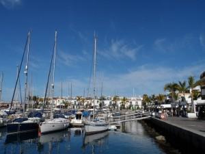 Yachthafen in Puerto de Mogán - Gran Canaria
