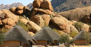 Singlereise nach Namibia