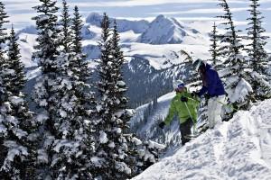 Skigebiet Whistler-Blackcombe