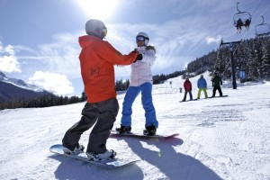 Skireise nach Kanada