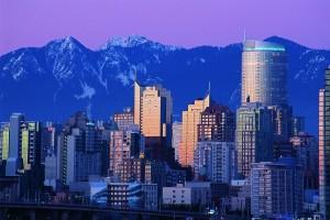 Hauptstadt British Columbia Vancouver