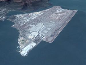 Flughafen Hongkong foto: wikimapia.org