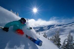 Whistler Skireise