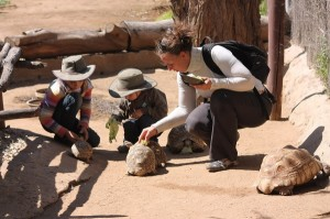 Familienerlebnisr-Namibia